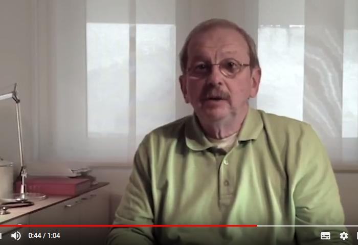 Im Gespräch mit Dr. Jochen Bossert, Speyer