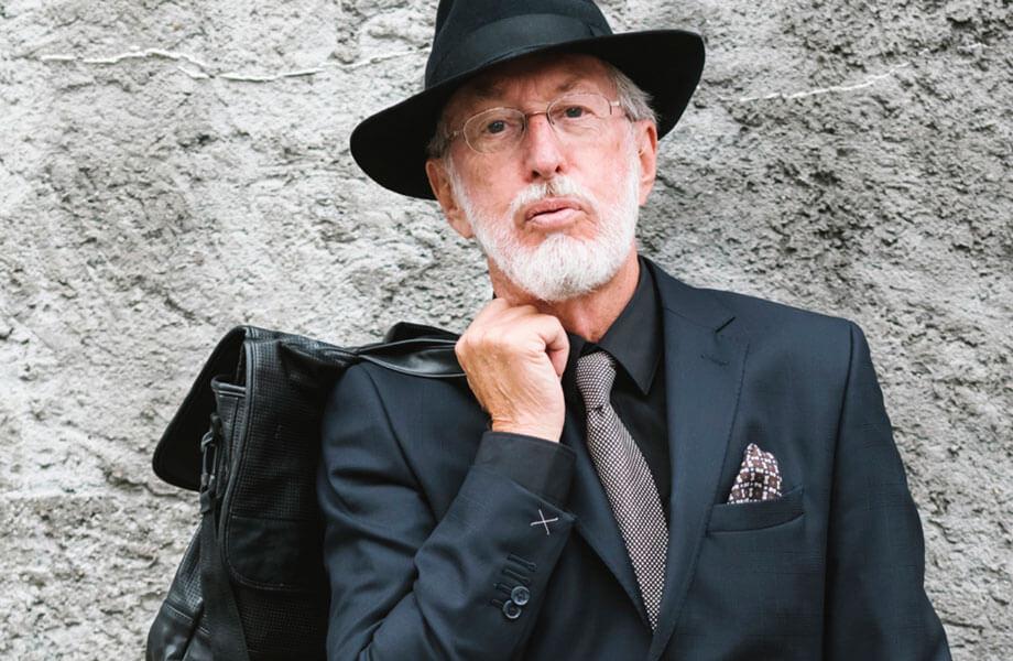 Senior-Model Jim Sullivan