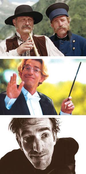 Die vielen Gesichter des Viktor Schenkel