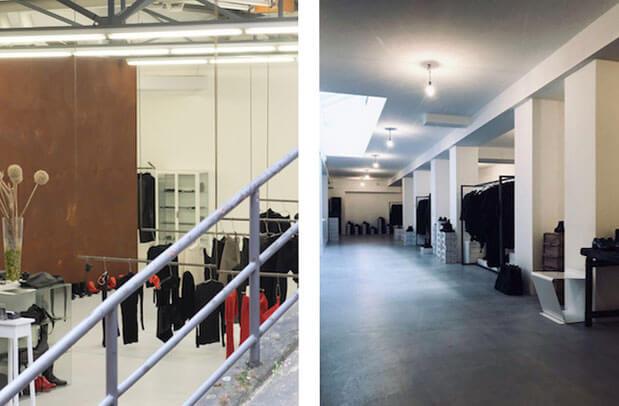 Understatement pur – Shops in Berlin und München