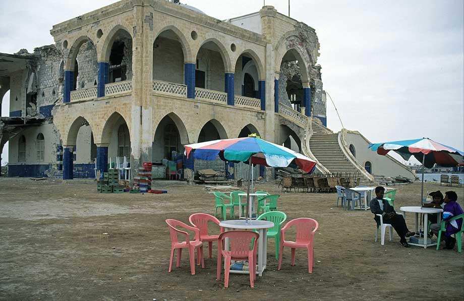 Spuren des Kriegs in Eritrea