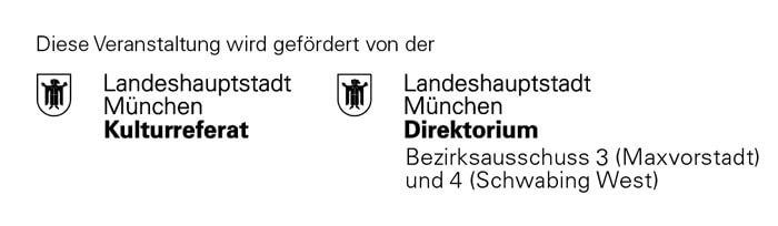 Logos der LH München, KR und BA 3 und 4