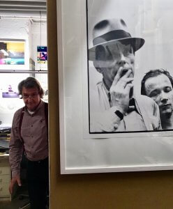 Hubert Kretschmer und Joseph Beuys