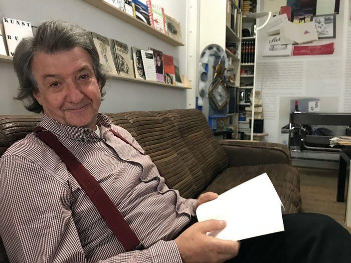 Hubert Kretschmer liest