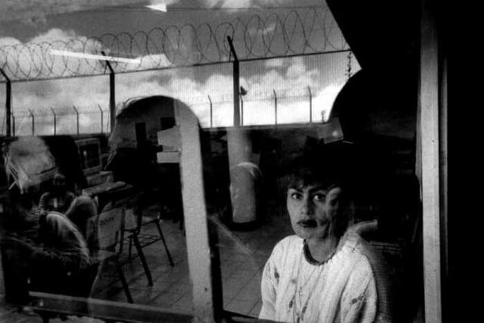 Im Frauengefängnis in Bogotá