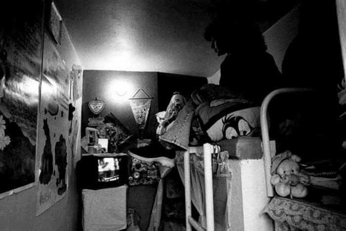 Im Frauengefängnis in Bogotà @ Ann-Christine Woehrl