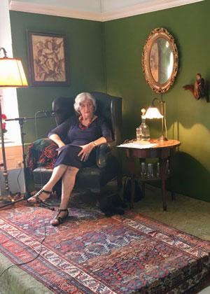 Lesende Barbara Pinheiro