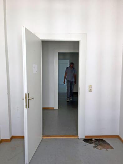 Abschied vom WG-Büro