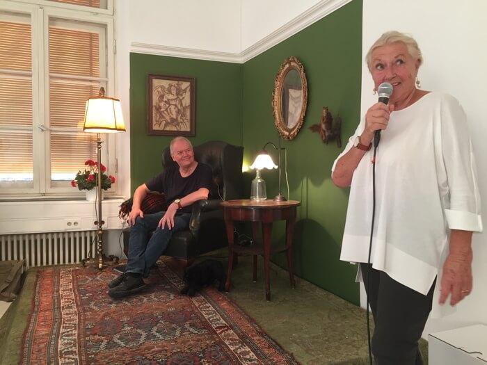 Angela Roethe, Lothar Thiel