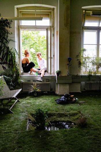 Gartenraum