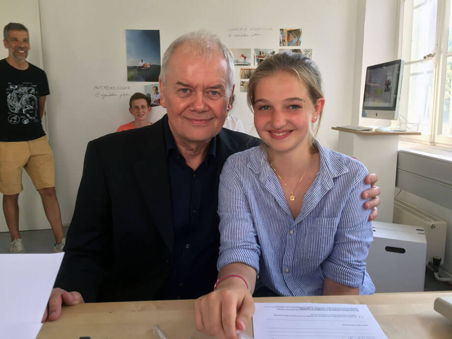 Lothar und Fleur