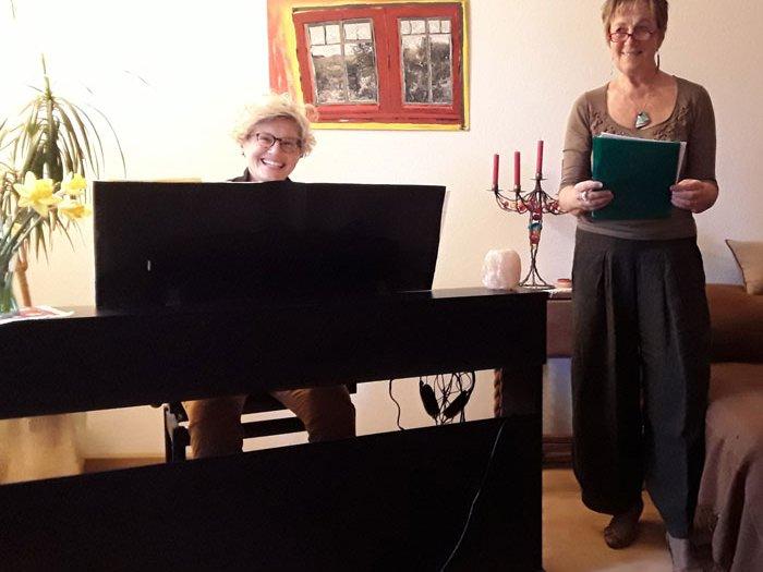 Rilke mit Musik