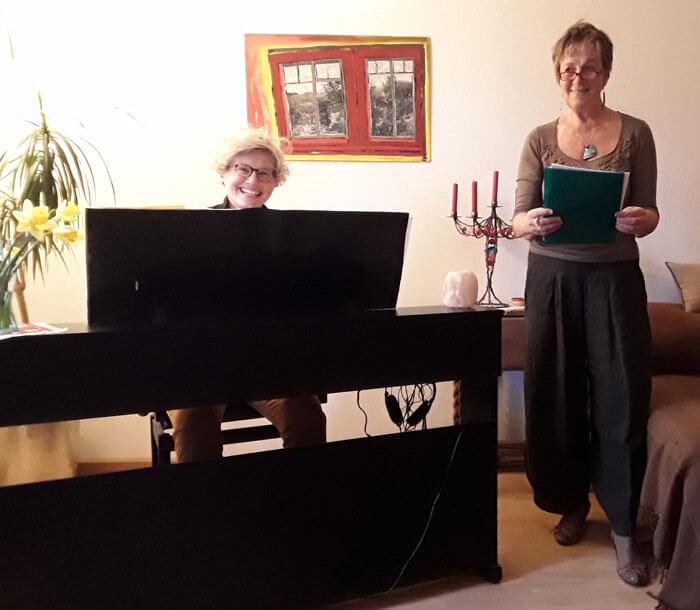 Kristina und Christine