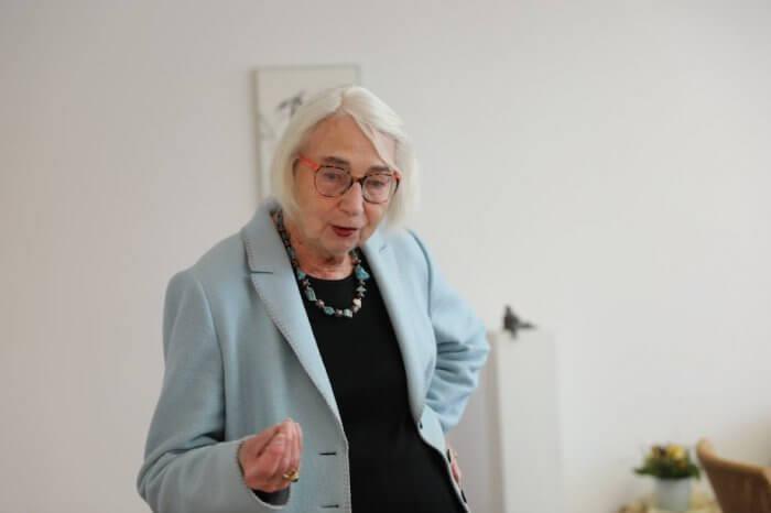 Barbara Osterwald hat die Stiftung Barbos für verhaltensgestörte Kinder gegründet. Foto: Anne Bauer