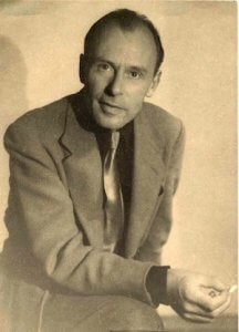Klaus Mann 1949. Foto: Archiv Monacensia
