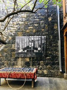 Streetart in Jerevan. Foto: Christian Callo.