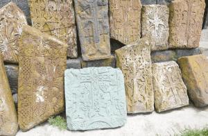 Die Steine Armeniens. Foto: Christian Callo.