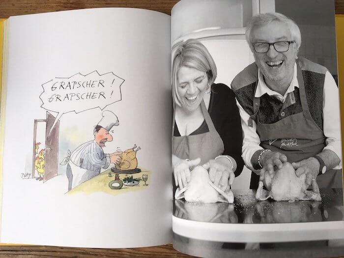 """Aus dem Buch """"Das Gelbe vom Ei"""". Foto: Ulrike Ziegler"""