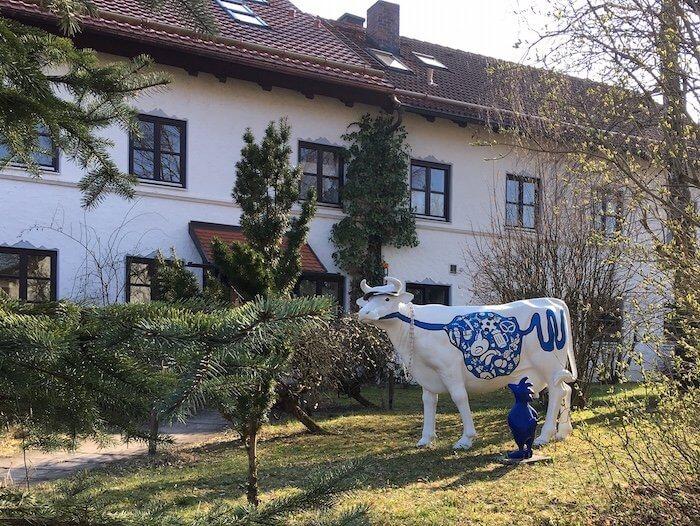 In Peter Gaymanns Garten. Foto: Ulrike Ziegler