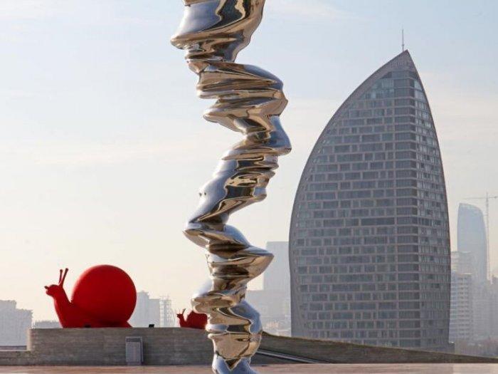Baku – Stadt des Feuers
