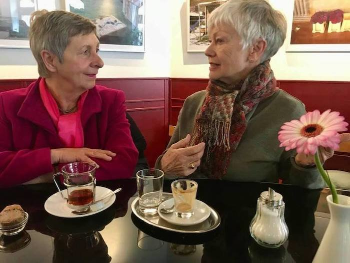 Pascale Lorenc, Gesellschafterin für Seniorinnen und Senioren