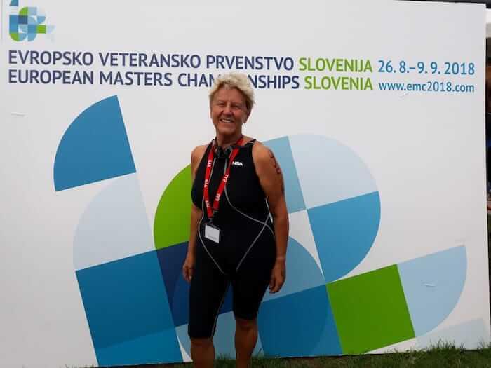 Europameisterschaften in Slowenien 2018