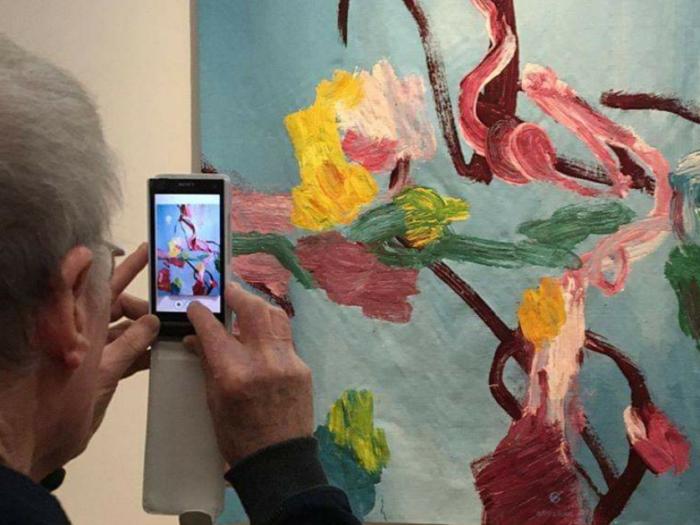 Virtuelle Museumsführung mit Ines