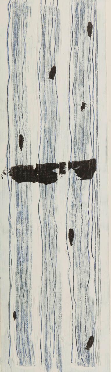 Bild: Michael C. Peters, 2001-2011 - Akryl, Tusche, Stift auf Papier - 50 x 70