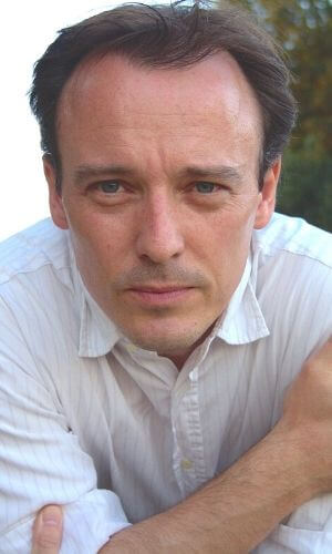Portrait Mirko Bonné. Foto: © Benno Romik