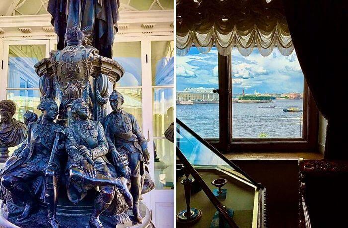 Eindrücke aus St. Petersburg.