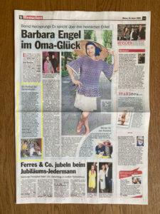 Barbara Engel beim eigenlebenFestival