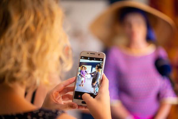 Fotoworkshop Perspektivenwechsel mit Sabine