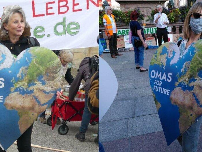 Gemeinsam für die Klimawende: Omas for Future